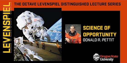 2020 Octave Levenspiel Distinguished Lecture with Donald R. Pettit
