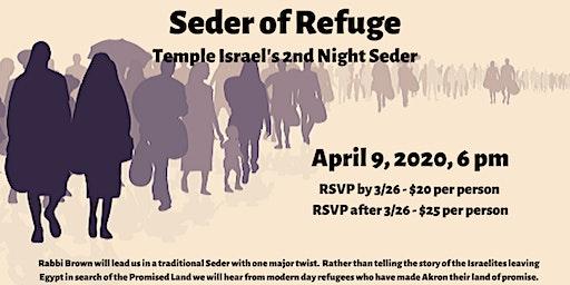 Seder of Refuge