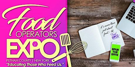 Food Operators Expo tickets