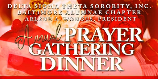 Baltimore Alumnae Chapter's Annual Prayer Gathering