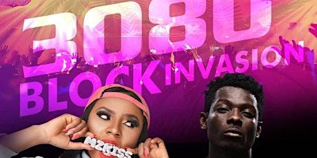 3080 BLOCK INVASION tickets