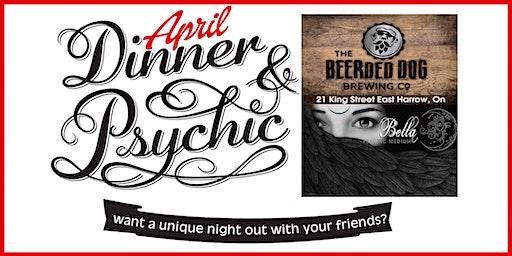 April - Dinner With A Psychic Medium