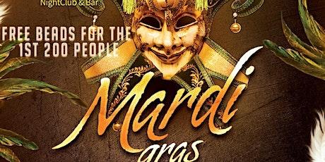 Mardi Gras Ball tickets