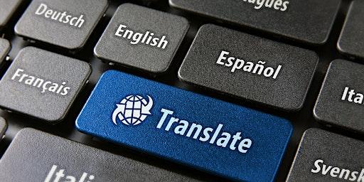 Jornada sobre Tecnologías de la Traducción para la Administración Pública