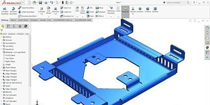 Amory: GoEngineer Presents SOLIDWORKS Sheetmetal Training Event