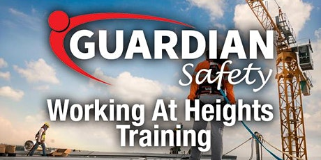 Working at Heights Training - May 8th tickets