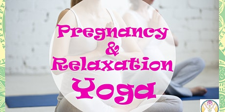 Pregnancy & Relaxation Yoga In South Croydon | Thursday Evenings tickets