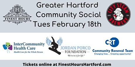 Finest Hours Community Social for a Cause tickets