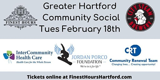 Finest Hours Community Social for a Cause