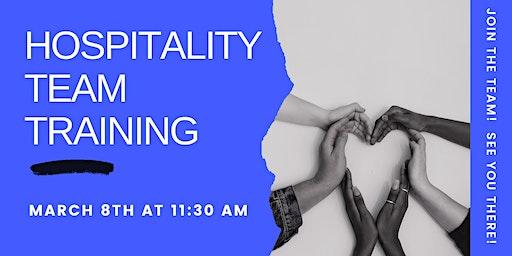 Hospitality Team Training