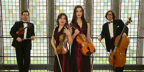 From Baroque to Tango with ConTempo Quartet tickets