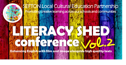 The Literacy Shed Vol. 2 tickets