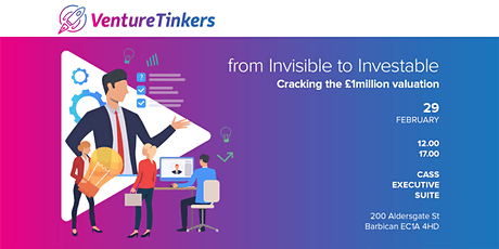 From Invisible to Investable: Cracking the £1million valuation tickets
