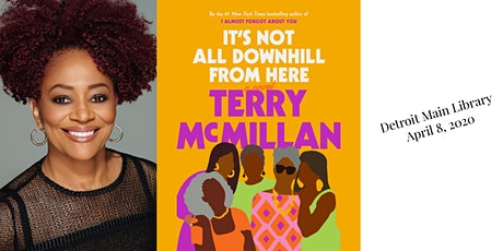 Meet Author Terry McMillan tickets
