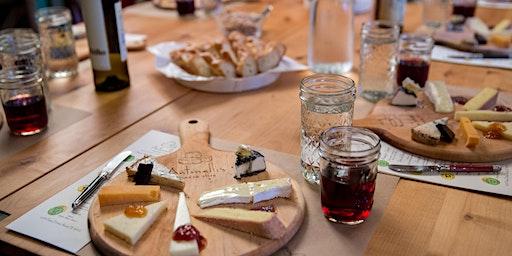 Antonelli's Cheese and Juliet's Wine Pairing