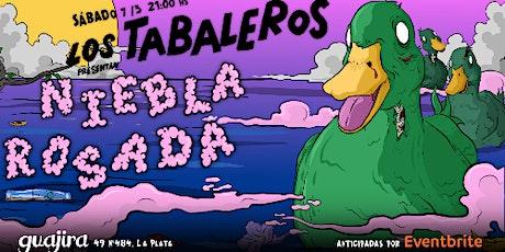 Los Tabaleros en Guajira Bar - La Plata entradas