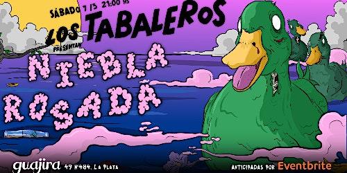 Los Tabaleros en Guajira Bar - La Plata