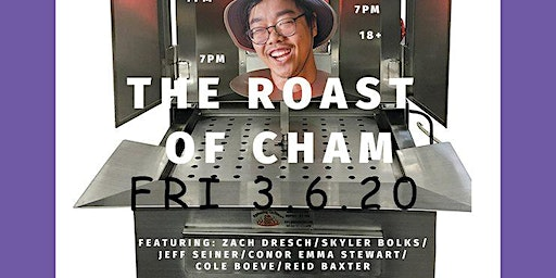 The Roast of Cham & KaiZen Comedy Launch Party: ft