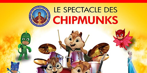 Chipmunks en Feu!