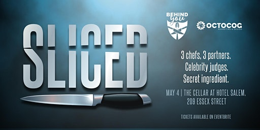 "Sliced: 2nd Annual Chef Competition to Benefit ""Behind You"""