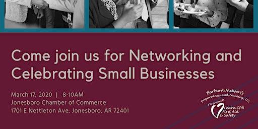 Jonesboro Business Network Int'l Breakfast Celebration and Networking