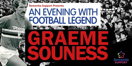 An Evening with Footballing Legend Graeme Souness
