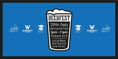 Beerfest - Friends of Moray Concert Brass