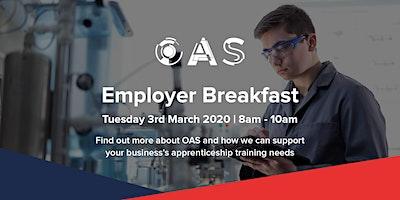 OAS Employer Breakfast