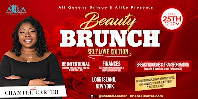Beauty Brunch: Self Love Edition