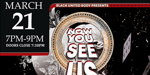 Black United Body Fashion Show