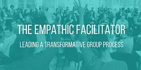 The Empathic Facilitator: 3-Day Training tickets