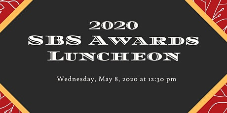 2020 SBS Community Partner Appreciation &  Awards Luncheon tickets