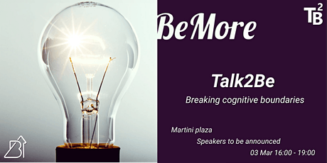 Talk2Be | Student speakers sharing stories tickets