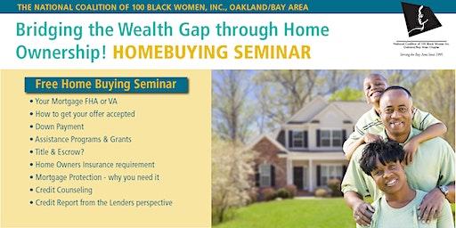 2020 Free Home Buying Seminar