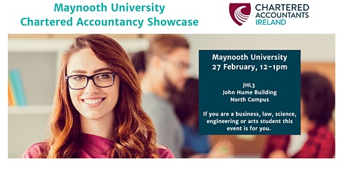 Chartered Accountancy Showcase at Maynooth University