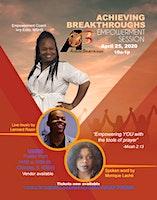 Achieving Breakthroughs Empowerment Session