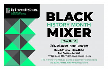 Black History Month Mixer tickets