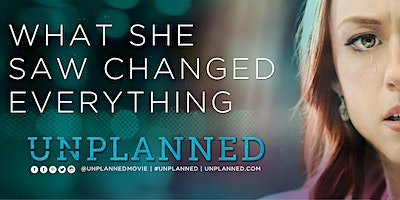 "Faith Community Church-Janesville ""Unplanned"" Showing"
