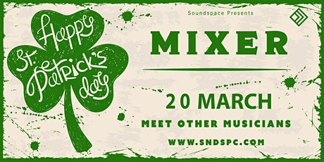 Soundspace Mixer | Come and meet other local musicians. 03-20-2020 tickets