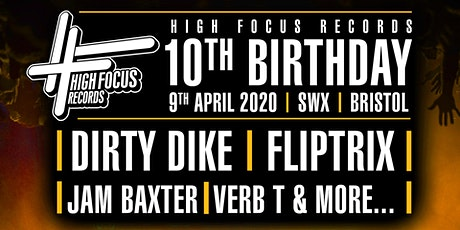10 Years of High Focus Records tickets