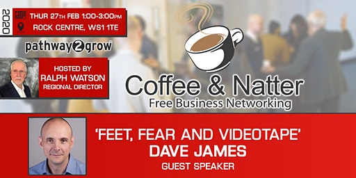 Walsall Coffee & Natter - Free Business Networking Thur 27th February