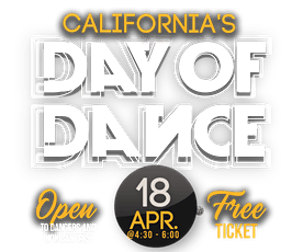 California's Day Of Dance 2020 tickets
