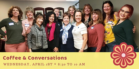 Coffee and Conversations 4-1 tickets