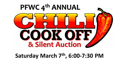 4th Annual PFWC Chili Cook Off & Silent Auction