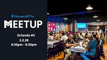 Orlando Home Service Professional Networking Meetup  #3