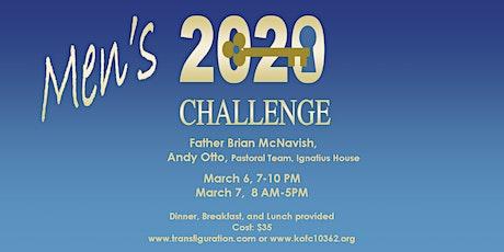 Men's Challenge 2020 tickets