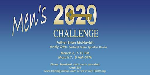 Men's Challenge 2020