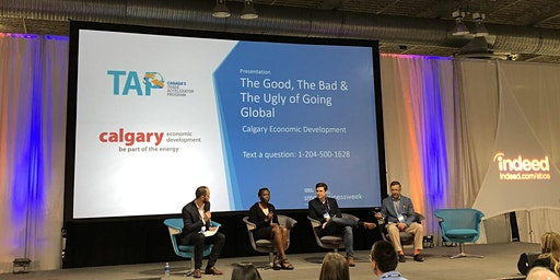 Red Deer Export Lunch + Learn: The Good, the Bad and the Ugly of Going Global