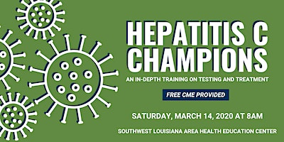 Hepatitis C Champions Training  Lake Charles