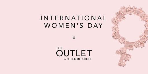 Hillberg & Berk International Women's Day x The Outlet